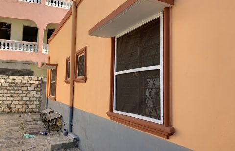 Newly built Bungalow with Four units of 1BHK - Bamburi Fisheries