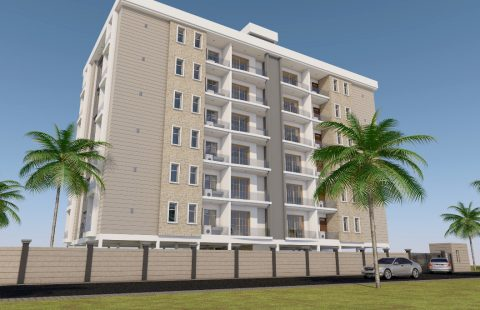 NYALI LUXURY APARTMENTS - 2 BEDROOMS