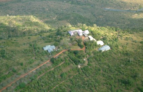 SHIMBA HILLS LODGE - 833 ACRES KWALE